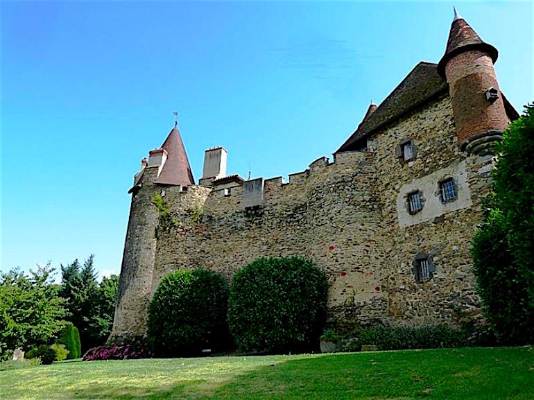 château Laspinasse-Saint-beauzire