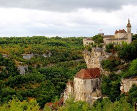 Rocamadour, Occitanie