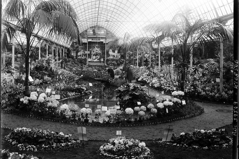 Le Jardin D Acclimatation De Paris 160 Ans D Histoire Mag Communes