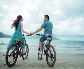 Voyagez à vélo