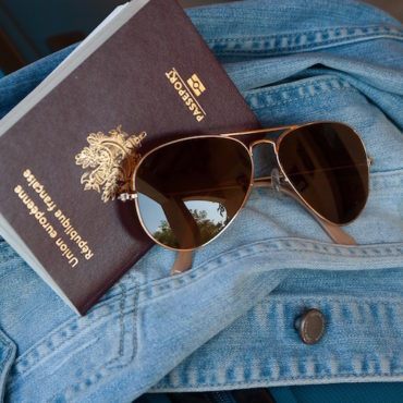 passeport pour voyager